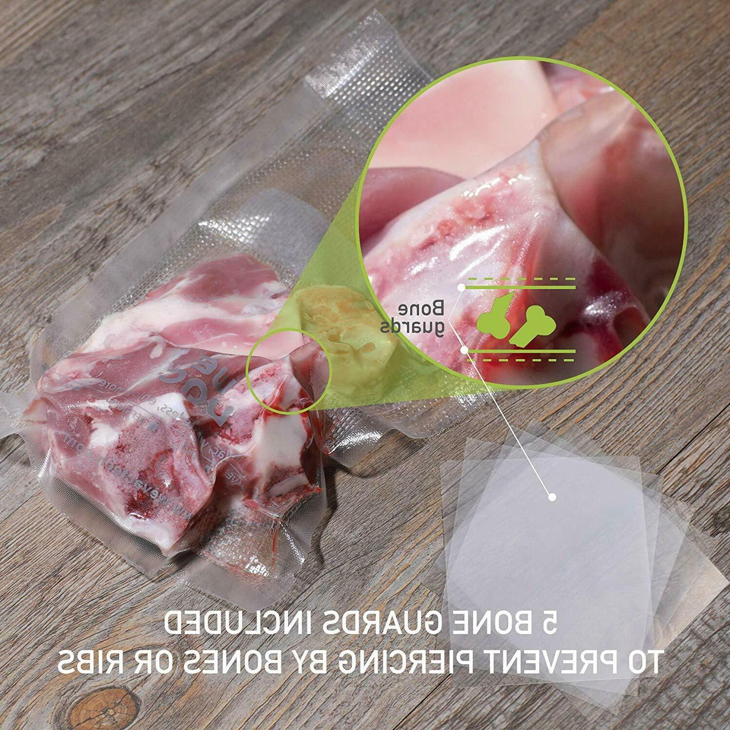 Kitchen Vacuum Bags 8x50 2 Pack Seal a