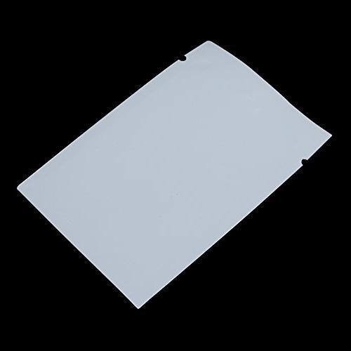 2000 Pcs Foil Heat Pouches Vacuum Aluminum Foil Packaging Bags Coffee Tea Hand Sample 7x10cm
