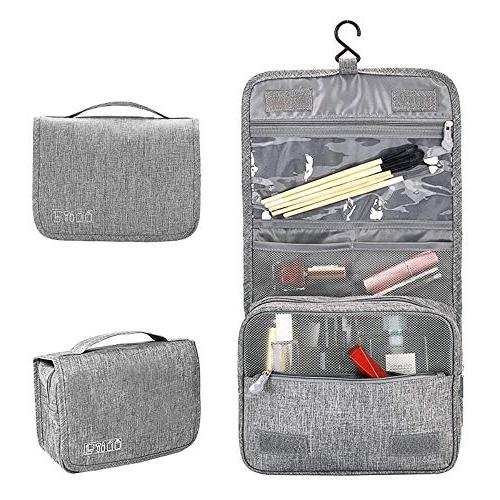 Hakazhi Inc Portable Folding Travel Wall Bag Makeup Organizer Sundries