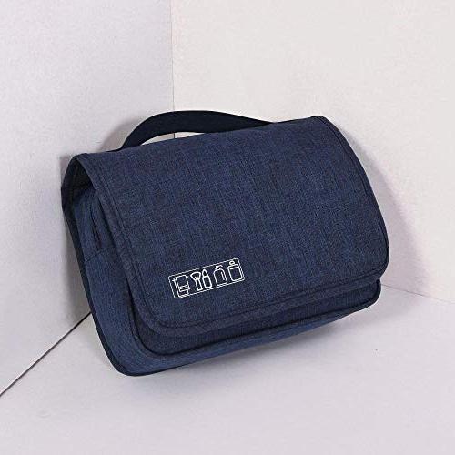 Hakazhi Inc Multifunctional Portable Folding Travel Wall Mounted Hanging Bag Sundries Case