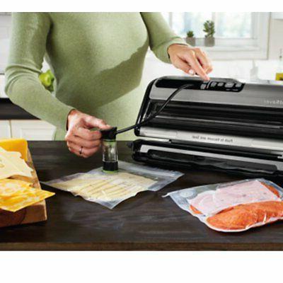 FoodSaver New FM5000 2-in-1 Vacuum Plus