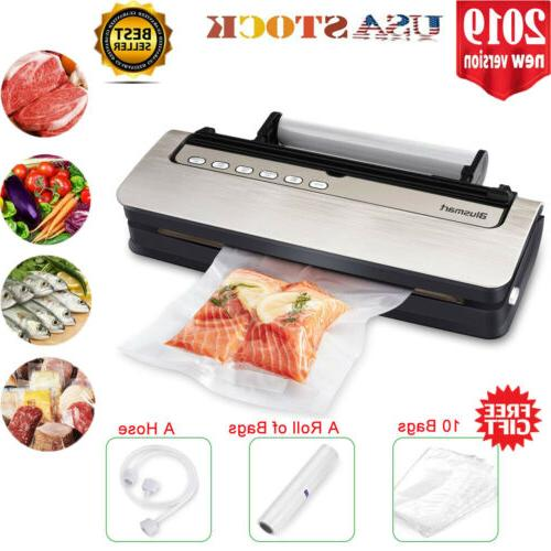 new food saver vacuum sealer machine seal
