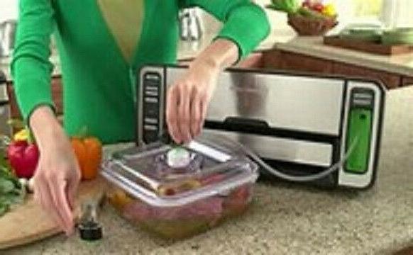 NEW FoodSaver Vacuum Sealer FSFSSL5860-DTC Premium