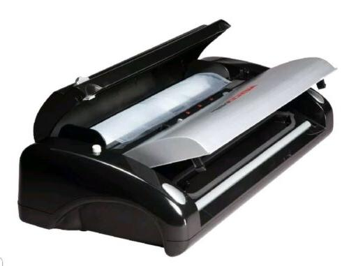 New Vacuum burn Black/Silver