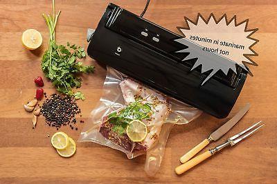 Nutri-Lock 2 Pack FoodSaver Style Food