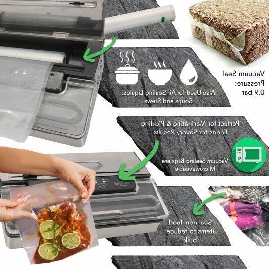 NutriChef Pro Vacuum