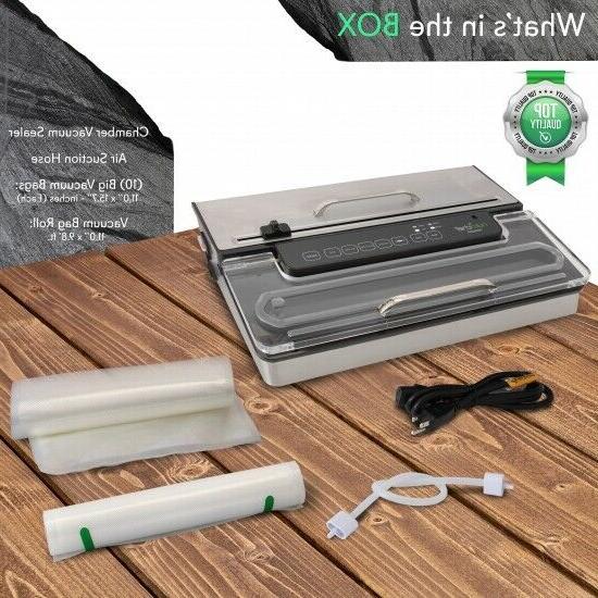NutriChef Vacuum Electric Seal 400W