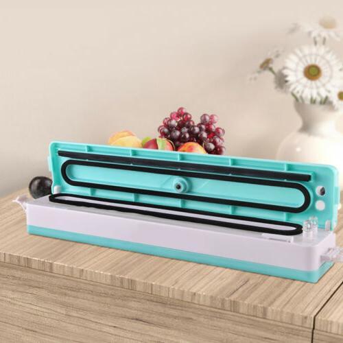 "11.6"" Automatic Vacuum Sealer Saver Fresh Food Packing Seali"