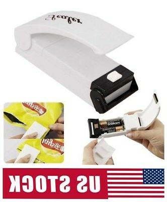 portable mini heat sealing machine impulse plastic