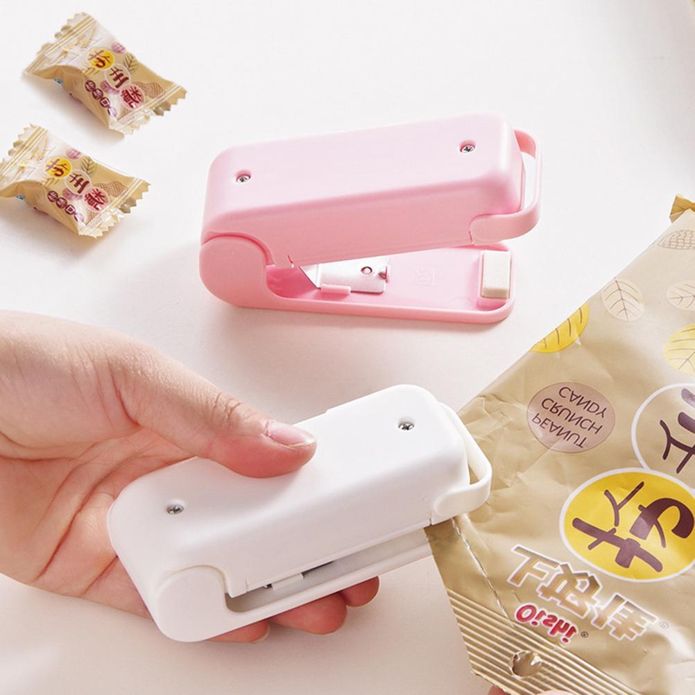 portable mini sealing machine food plastic sealing