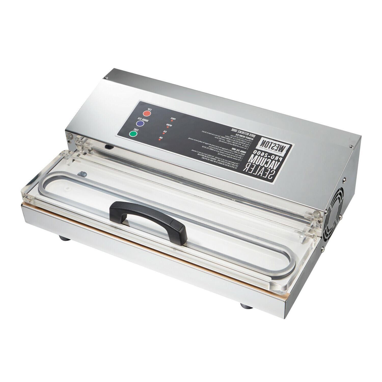 pro 2600 vacuum sealer