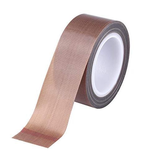 PTFE Tape/Teflon Tape for Vacuum Impulse Sealers -Fits Seal Weston, Cabella's