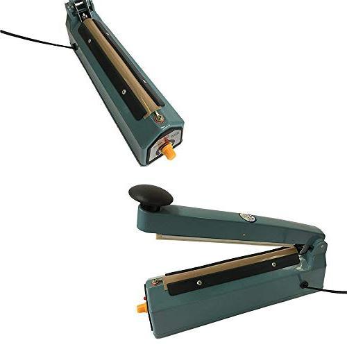 PTFE Vacuum Sealer Machine,Hand Impulse Sealers -Fits Seal A Cabella's and