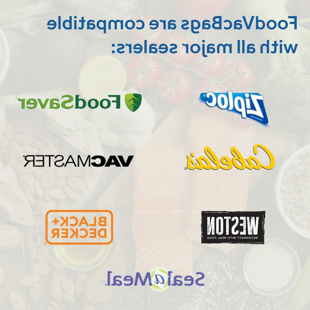 100 for FoodSaver Storage Sealer