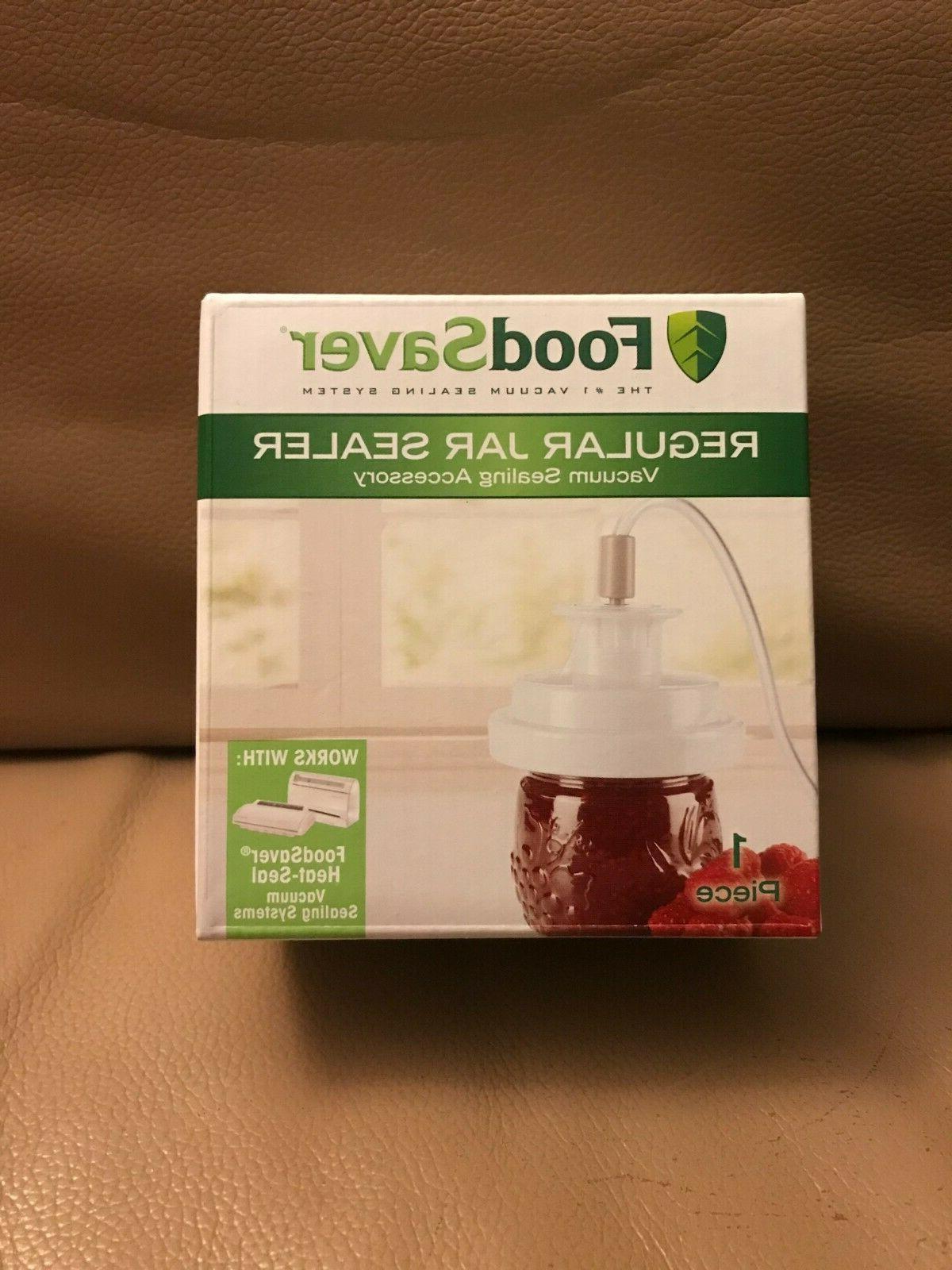 FoodSaver Sealer and Tube Jar Kit YOU CHOOSE