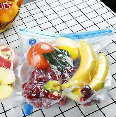 Reusable Sous Vide Bag Kit BPA Free Food Sealer