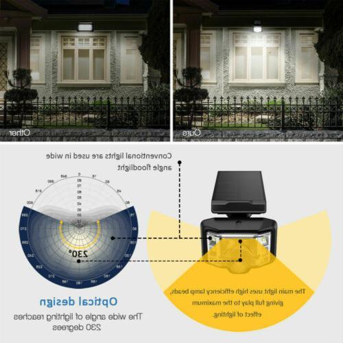 LED Motion Lamp Garden
