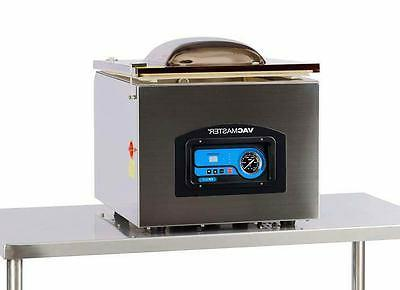 Vacmaster VP320 Table Top Chamber Vacuum Sealer 16in Seal Ba