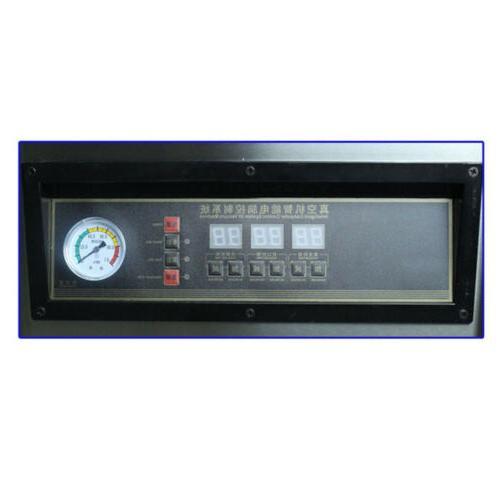 DZ-320 Commercial Vacuum Sealing Machine Sealer Chamber Fresh