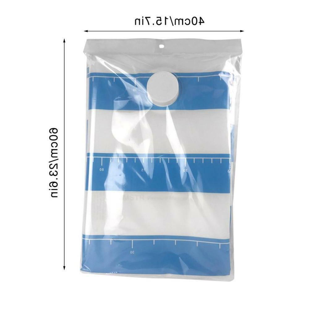 travel vacuum sealer bag for food clothes