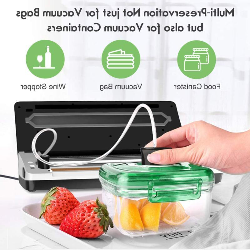 Upgraded Vacuum Sealer Machine, Toyuugo Automatic