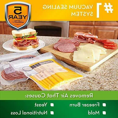 Foodsaver Machine for Food and Starter