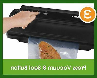 Foodsaver Food Bags Starter