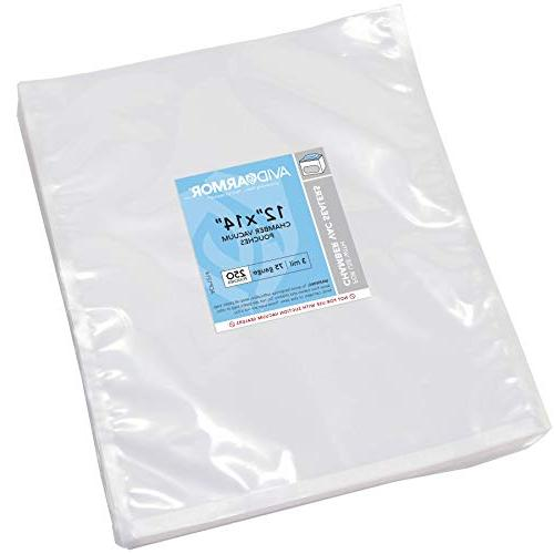 vacuum chamber pouches heavy duty