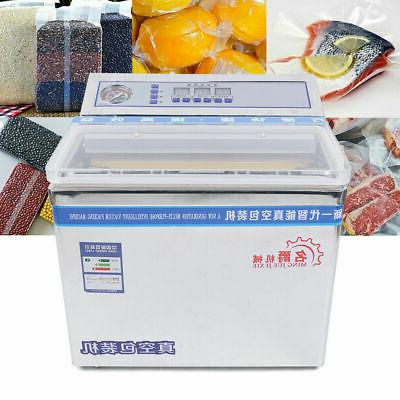 Commercial Chamber Desktop Vacuum Food Sealer Machine Indust