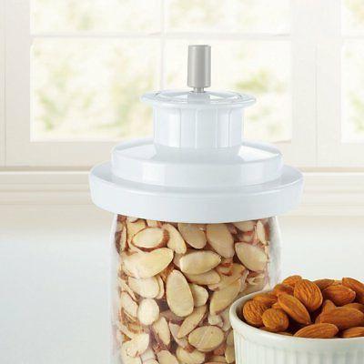 FoodSaver Seal Regular-Mouth Jar Sealer Wide-Mouth Jar