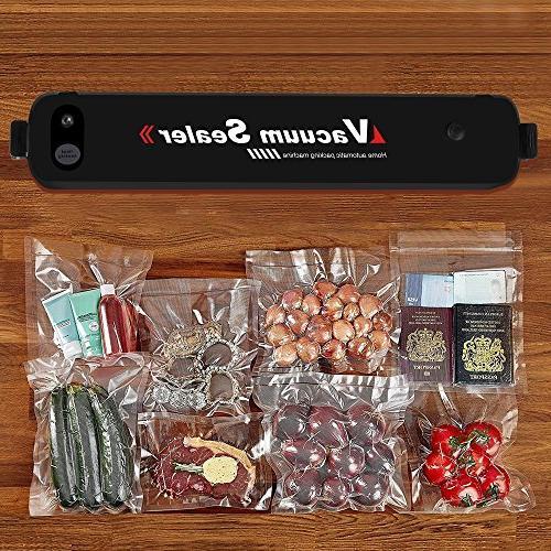 Vacuum Vacuum Packing Hose Vacuum System Moist Storage + Bags