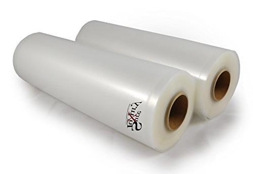 vacuum sealer bags 11 inch by 50