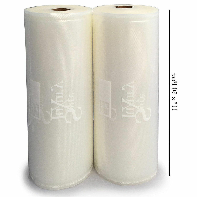 vacuum sealer bags 2 11 x 50