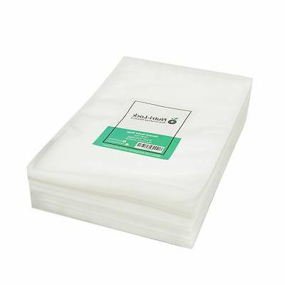 vacuum sealer bags 200 quart bags 8x12