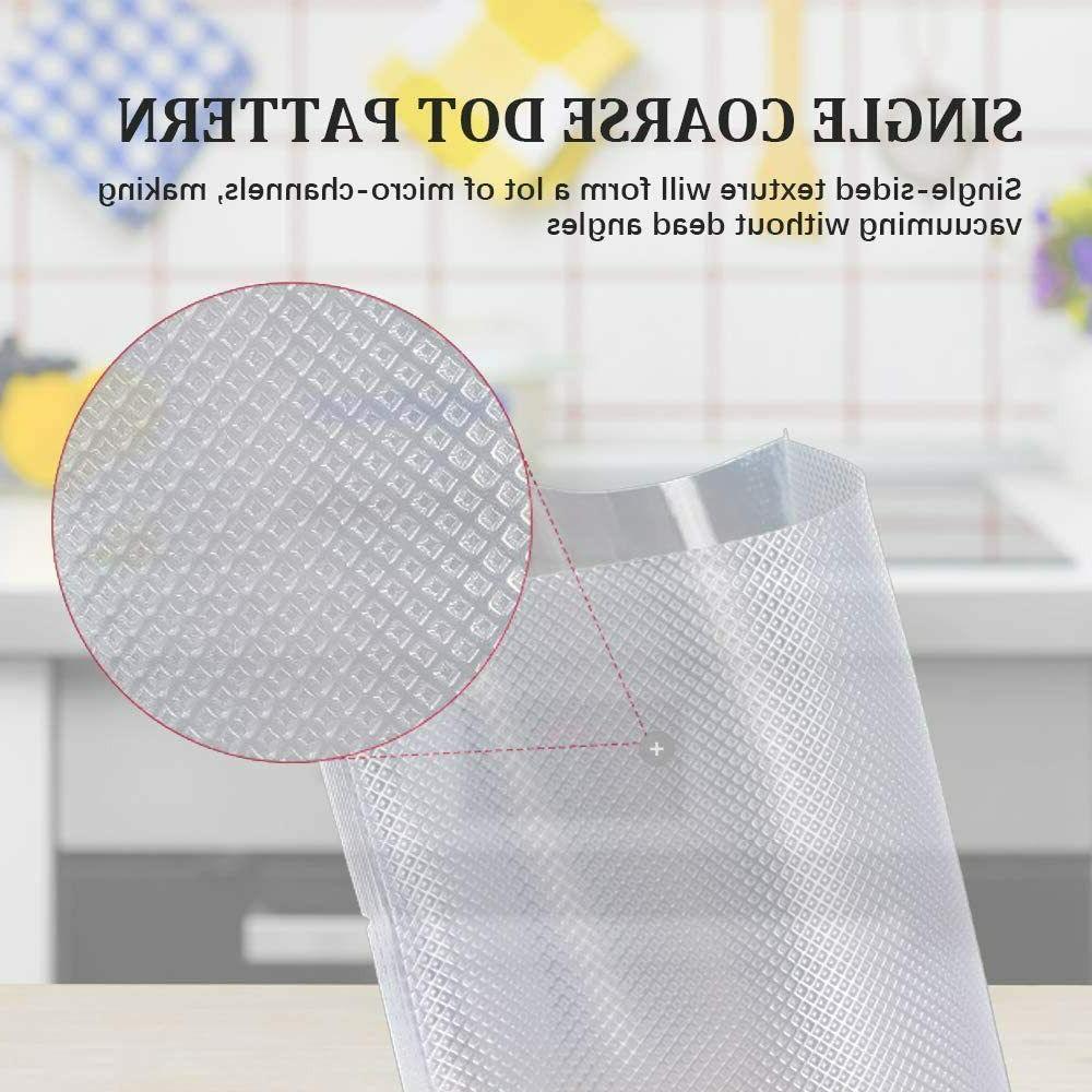 Vacuum Sealer Free, Bags 12 Inch 100pcs