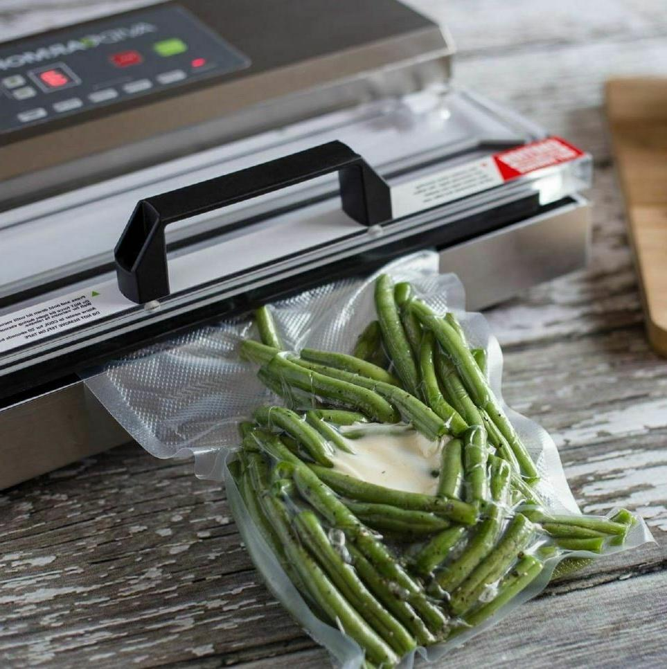 Vacuum Sealer Bags Saver For Home Kitchen