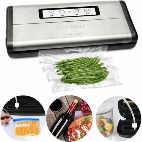 vacuum sealer bundle sealing system fresh food