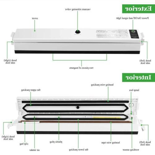 Vacuum Sealer available!!