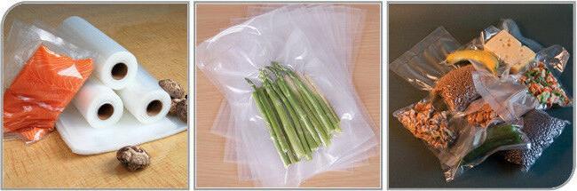 Vacuum Sealer Bags 1-8x50 & Food Seal for Bags