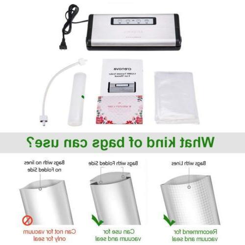 Crenova Vacuum System Meal Saver