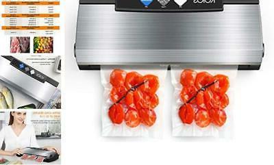 vacuum sealer machine 80kpa automatic food sealer