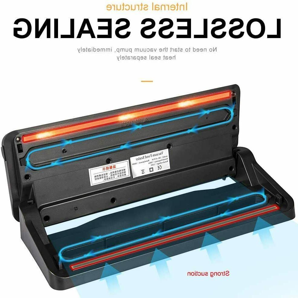 Vacuum Sealer Food Sealer Sealing For Food