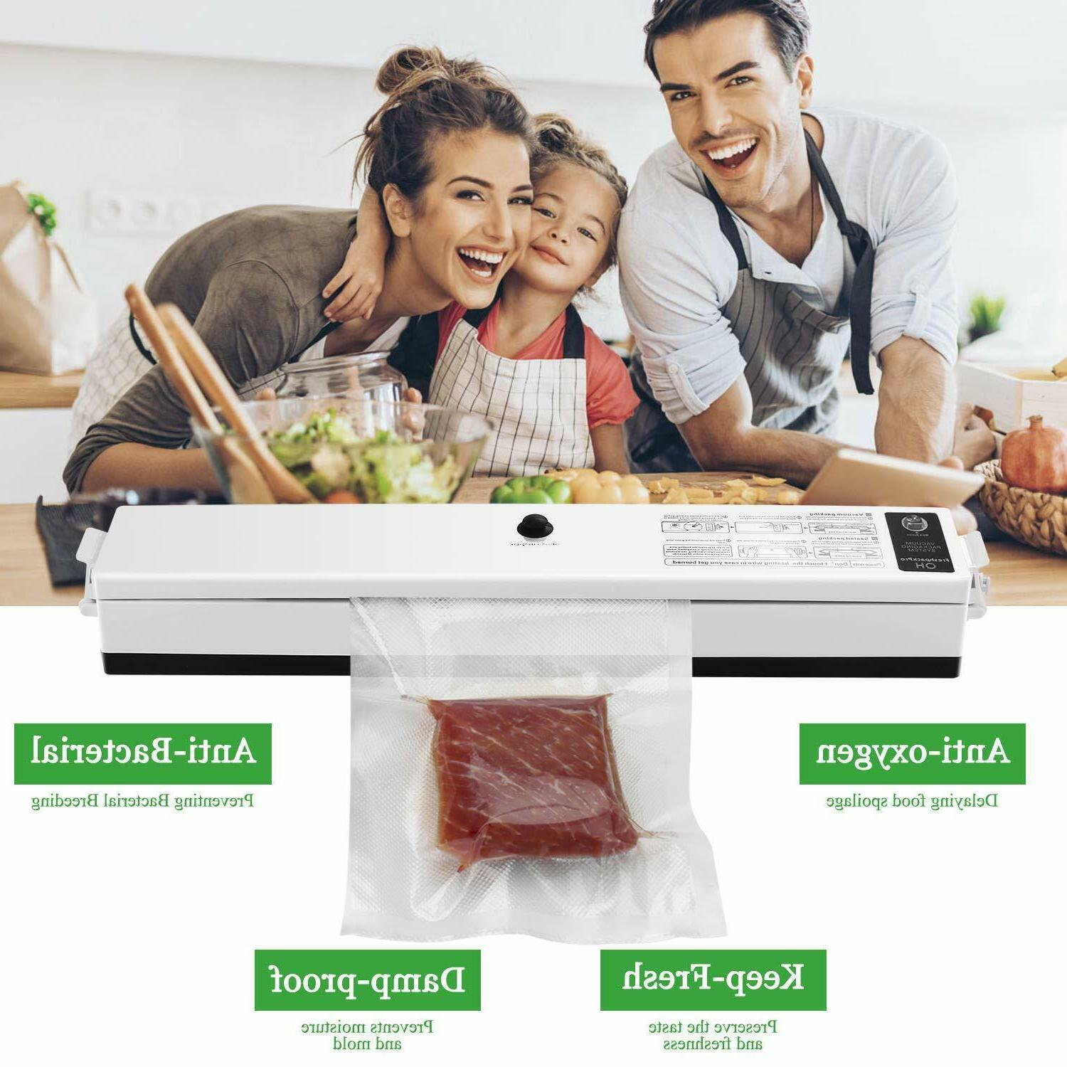 vacuum sealer machine automatic food sealer