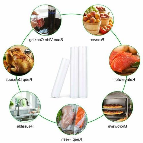 Automatic Food Storag Home Sealing System + Bag
