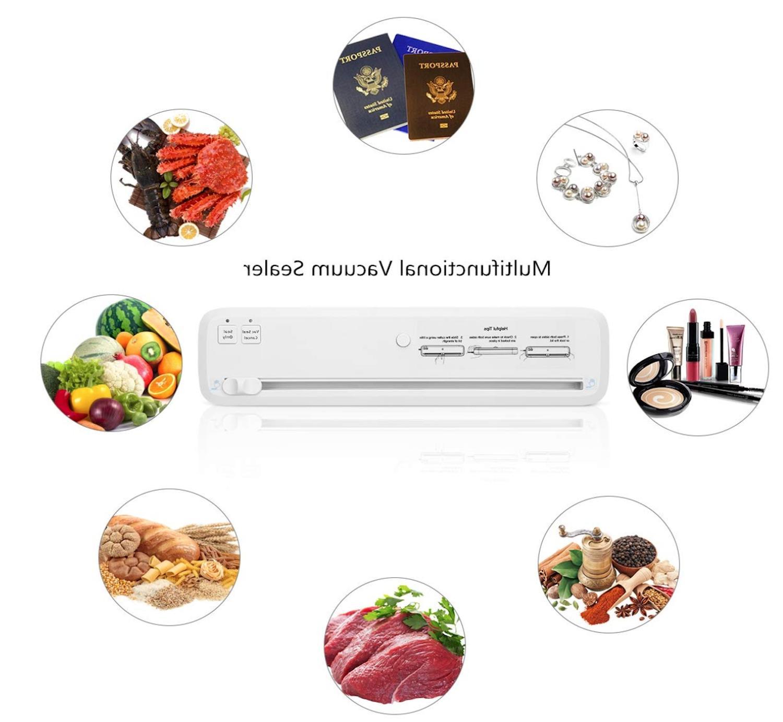 Vacuum Food Saver Fresh Foodsaver Sealing