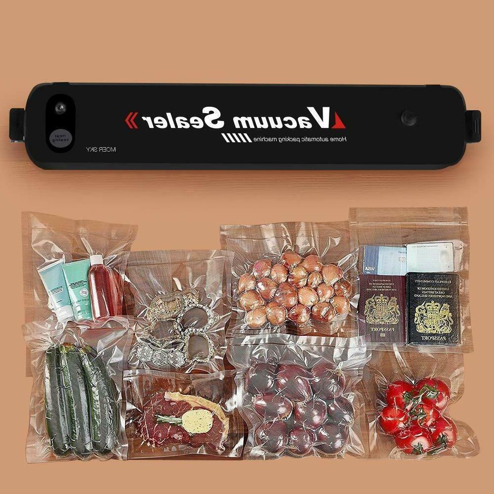 Vacuum Sealer Food Seal Meal Sealing Bag