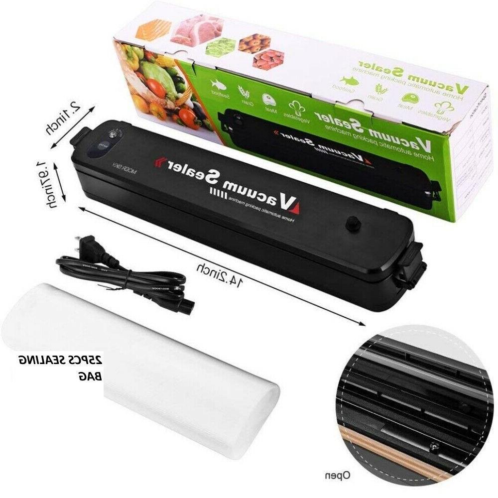 Vacuum Sealer Machine Food Meal Foodsaver
