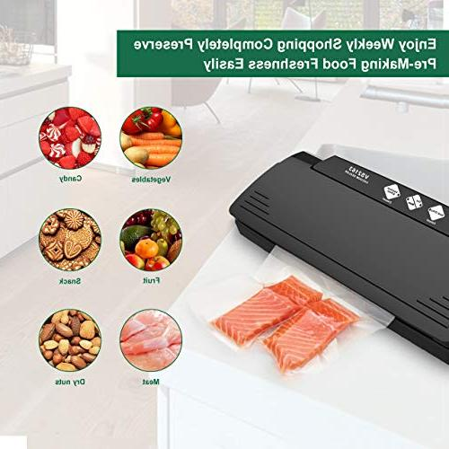 Vacuum Multifunction Automatic Sealing 10 Vacuum Dry and Moist Mode for Sous Vide