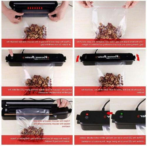 KKONE Vacuum Sealer New Machine With Automatic...
