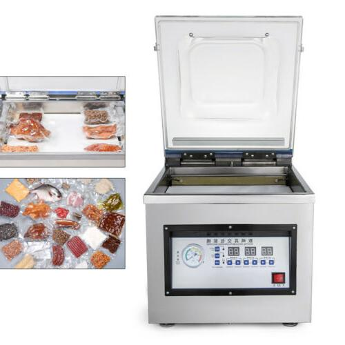 Vacuum Packaging Stainless Kitchen Food Chamber Sealer